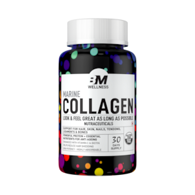 Bigmuscles Nutrition Marine Collagen Pack of 1 (1x90 Tablets)