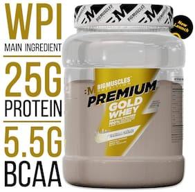 Bigmuscles Nutrition Premium Gold Whey 1kg [Vanilla Creme]