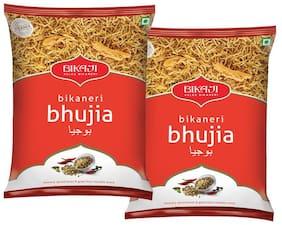 Bikaji Bikaneri Bhujia(Pack Of 2)