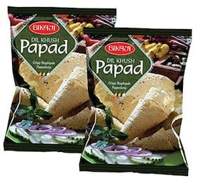 Bikaji Dilkhush Papad(Pack Of 2)