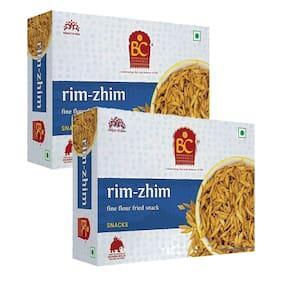 Bikharam Chandmal Rim Zhim 400g  Pack of 2