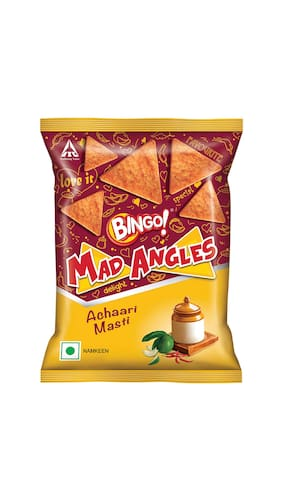 Bingo Mad Angles - Achaari Masti 80 gm