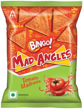 Bingo Mad Angles - Tomato Madness 80 gm