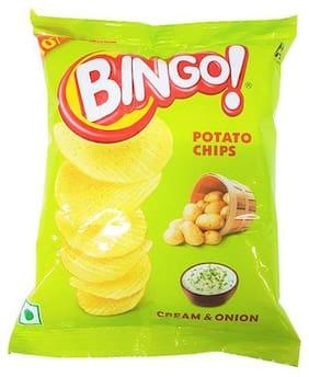 Bingo Potato Chips - International Cream & Onion 27 g