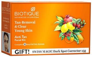 Biotique Bio Anti Tan Facial Kit 65 g