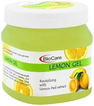 Bio Care Lemon Face And Body Gel (500 ml )