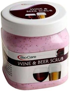 Bio Care Wine And Beer Scrub (500ml)