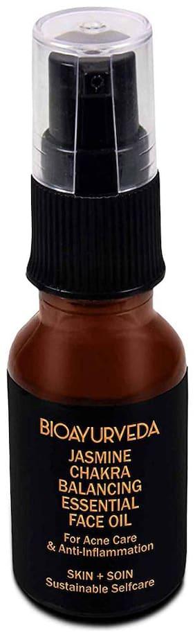 BIOAYURVEDA Jasmine Essential Face Oil skin type (15 ml)