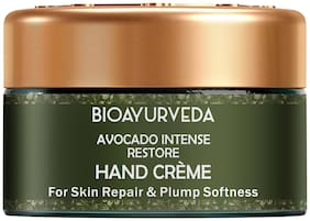 BIOAYURVEDA Avocado Intense Restore Hand Cream 20g