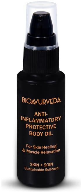 BIOAYURVEDA Anti-Inflammatory Protective Body Oil 30ml