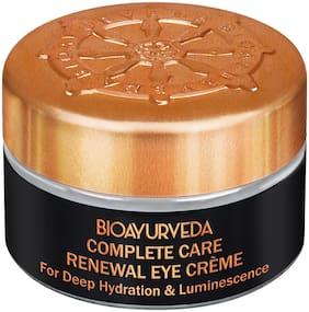 BIOAYURVEDA Complete Care Renewal Eye Cream 20g