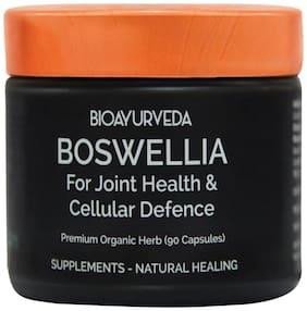Bioayurveda Boswelia 90 Vegan Capsules