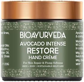 BIOAYURVEDA Avocado Intense Restore Hand Cream 120g