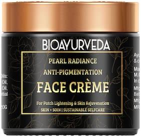BIOAYURVEDA Pearl Radiance Anti-Pigmentation Face Cream 120 g