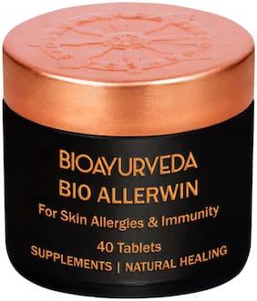BIOAYURVEDA Bio Allerwin 40 Tablets