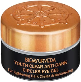 BIOAYURVEDA Youth Clear Anti-Dark Circles Eye Gel 20g