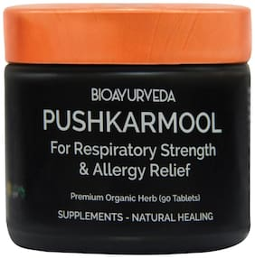 Bioayurveda Pushkarmool 90 Tablets