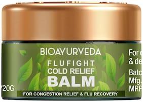 BIOAYURVEDA Flu Fight Cold Relief Balm - 20 g