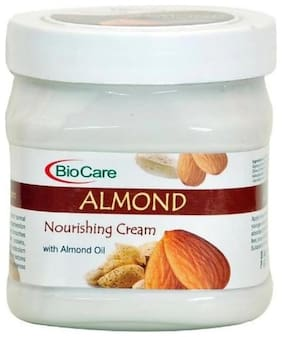 Biocare Almond Face & Body Nourishing Cream 500 ml