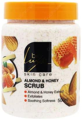 Bioluxe Almond & Honey Scrub 500 ml Skin Care (Pack Of 1)