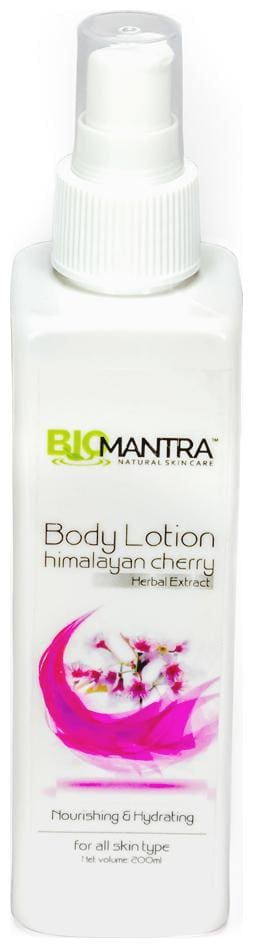 BioMantra BODY LOTION 200 ml