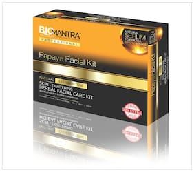 BioMantra PAPAYA FACIAL KIT  260g