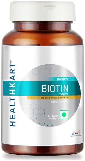 Biotin (10000 mcg);90 tablet(s)