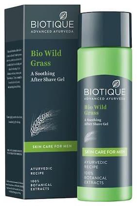 BIOTIQUE After Shave Gel - Bio Grass 120 ml