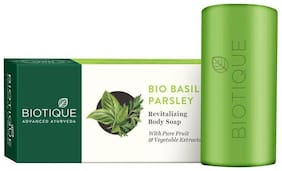 Biotique Basil And Parsley Body Cleansers 150 g