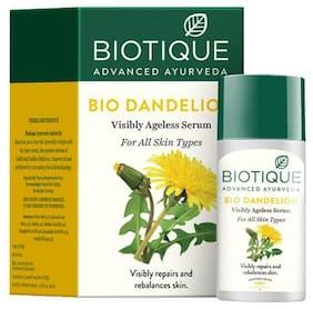 BIOTIQUE Bio Dandelion - Ageless Lightenning Serum 35 ml