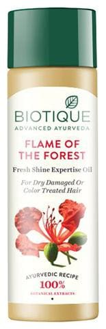 BIOTIQUE Bio Flame Of The Forest - Fresh Shine Expertise Oil 120 ml