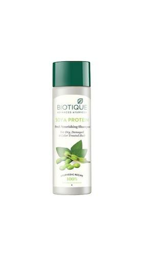 Biotique Bio Soya Protein - Fresh Nourishing Shampoo 190 ml