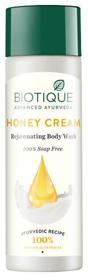 Biotique Bio Honey Cream 190 ml Lightening Body Wash