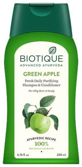 Biotique Bio Green Apple Shampoo 200 Ml