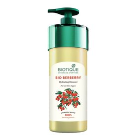 Biotique Bio Berberry Hydrating Cleanser For All Skin Types