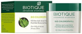 Biotique Bio Chlorophyll Oil Free Antiacne Gel 50 gm