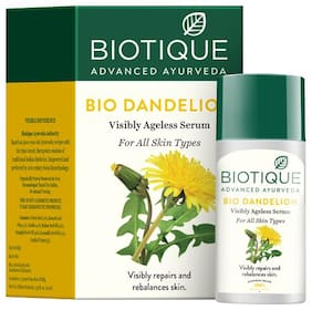 Biotique Bio Dandelion Ageless Lightening Serum 35 ml