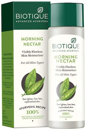 Biotique Bio Morning Nectar Flawless Skin Lotion For All Skin Types