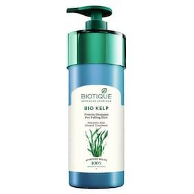 Biotique Bio Kelp Protein Shampoo For Falling Hair - Intensive Hair Growth Treatment 800 ml