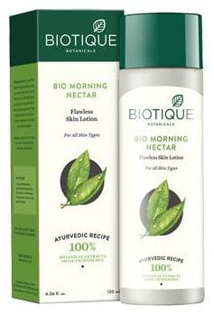 Biotique Bio Morning Nectar For All Skin Types Lotion 120 Ml