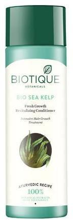 Biotique Bio Sea Kelp - Fresh Growth Revitalizing Conditioner 120 Ml