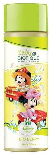BIOTIQUE Disney Mickey - Bio Berry Baby Body Wash 190 ml