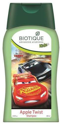 BIOTIQUE Disney Pixar - Bio Apple Twist Cars Shampoo 200 ml