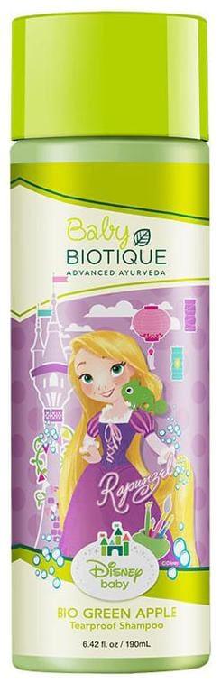 Biotique Disney Baby Bio Green Apple Baby Princess Tearproof Shampoo