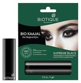 BIOTIQUE Eye Liner - Bio Kaajal 3 gm