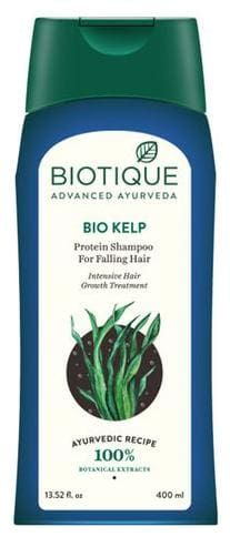 Biotique Organic - Bio Kelp Protein Shampoo For Falling Hair 400 Ml