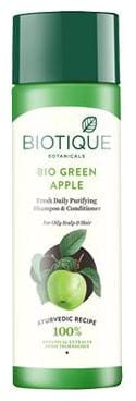 BIOTIQUE Shampoo & Conditioner - Bio Green Apple 120 ml