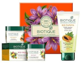 Biotique Skin Lightening Facial Kit 500 g