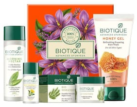 Biotique Youthful Skincare Facial Kit 500 g