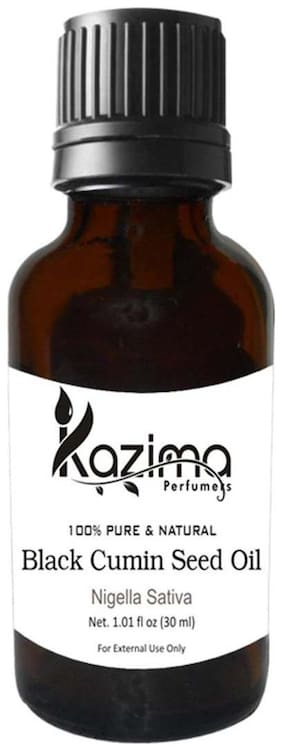 Kazima Black Cumin Seed Essential Oil (30Ml) 100% Pure Natural & Undiluted Oil